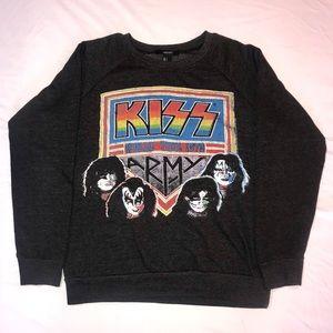 🤘🏽 FOREVER 21 KISS ARMY Sweatshirt 🤘🏽